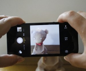 スマホカメラ、使い方