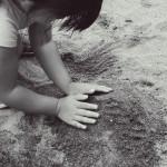 子供、写真、スマホ